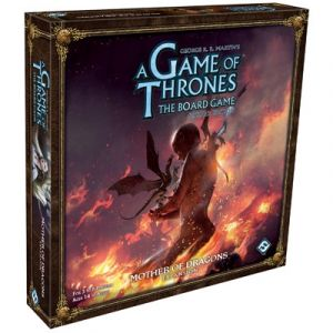 A Game of Thrones: The Board Game Second Edition – Mother of Dragons