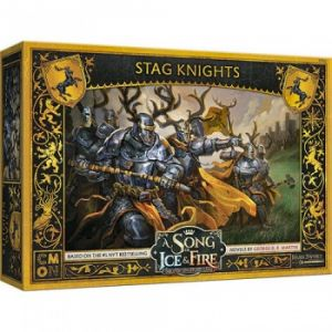 A Song Of Ice And Fire - Baratheon Stag Knights