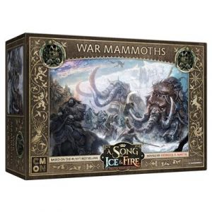 A Song Of Ice And Fire - War Mammoths