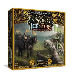 A Song of Ice & Fire: Baratheon Starter Set