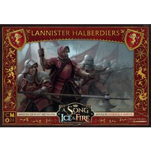 A Song of Ice & Fire: Lannister Halberdiers