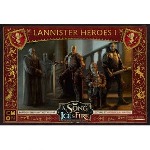 A Song of Ice & Fire Lannister Heroes 1