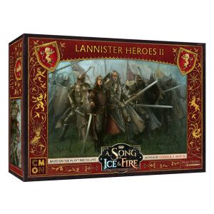 A Song of Ice & Fire: Lannister Heroes II