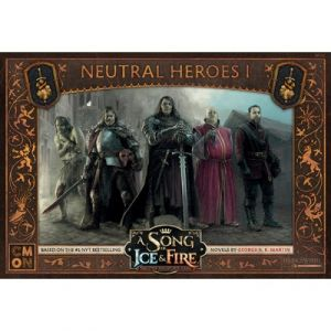 A Song of Ice & Fire Neutral Heroes 1