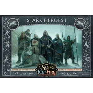 A Song of Ice & Fire: Stark Heroes 1