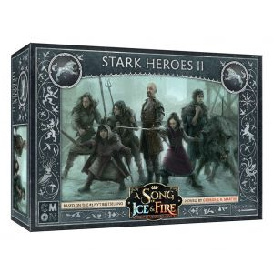 A Song of Ice & Fire: Stark Heroes II