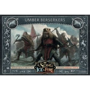 A Song of Ice & Fire: Umber Berserkers