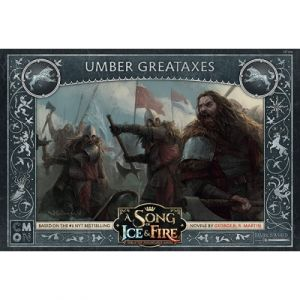A Song of Ice & Fire Umber Greataxes