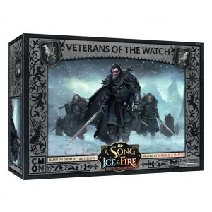 A Song of Ice & Fire: Veterans of the Watch
