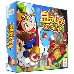 Coconuts - Crazy Monkey Dexterity Game