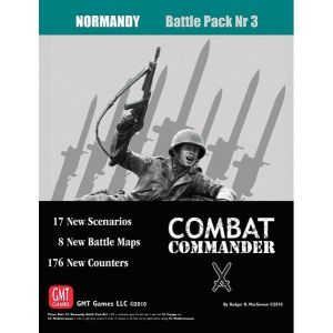 Combat Commander: Battle Pack #3 – Normandy ‐ English edition 2019