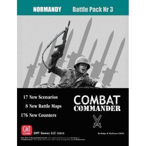 Combat Commander: Battle Pack #3 – Normandy ‐ English edition 2019