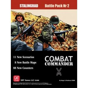 Combat Commander: Battle Pack #2 – Stalingrad ‐ English edition 2019