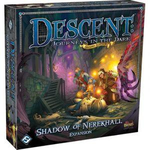 Descent Journeys in the Dark Shadow of Nerekhall