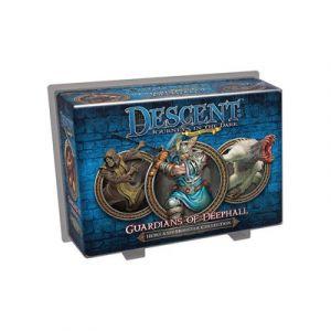Descent Journeys in the Dark Guardians of Deephall