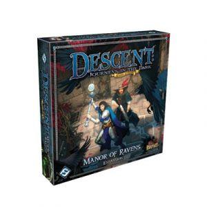 Descent Journeys in the Dark Manor of Ravens