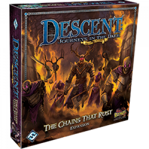 Descent Journeys in the Dark The Chains That Rust
