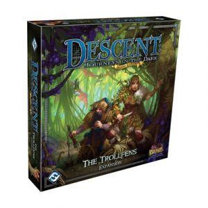 Descent Journeys in the Dark The Trollfens