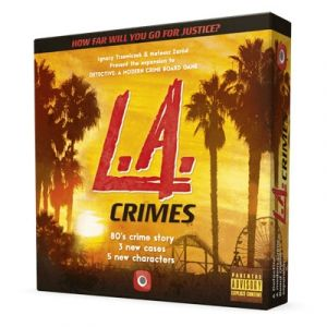 Detective: A Modern Crime Board Game – L.A. Crimes