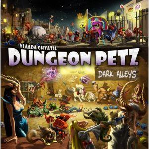Dungeon Petz Dark Alleys