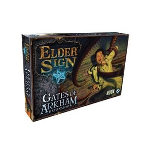 Elder Sign - Gates of Arkham