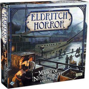 Eldritch Horror Masks of Nyarlathotep