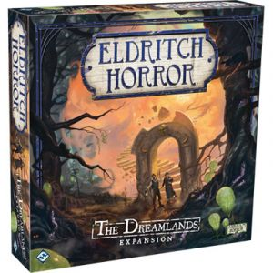Eldritch Horror - The Dreamlands