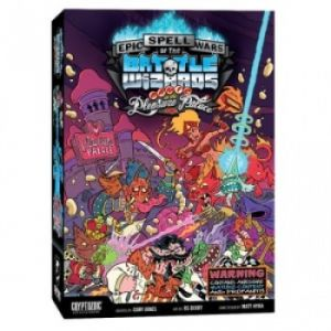 Epic Spell Wars of the Battle Wizards IV Panic at the Pleasure Palace