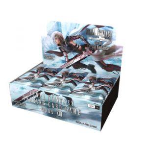 Final Fantasy TCG Opus 13 Crystal Radiance Booster box