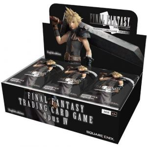 Final Fantasy TCG Opus 4 - Booster Box