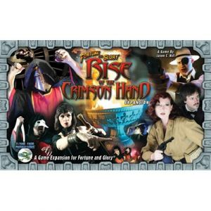 Fortune And Glory Rise of the Crimson Hand Expansion