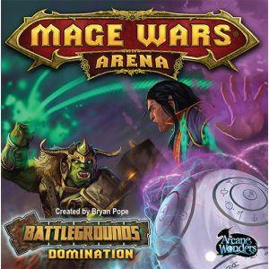 Mage Wars Arena Battlegrounds Domination