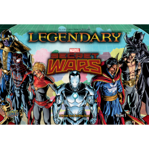 Marvel Legendary - Secret Wars Volume 1