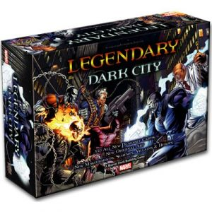 Marvel Legendary Dark City Expansion