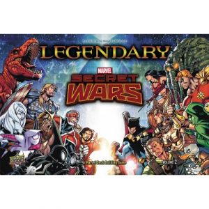 Marvel Legendary Secret Wars Volume 2