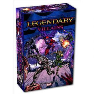 Marvel Legendary Villains Deck Building Game