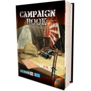 Memoir '44 Campaign Book Volume 2