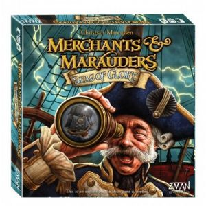 Merchants & Marauders - Seas of Glory