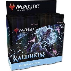 MTG - Kaldheim Collector Booster box