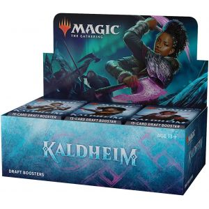 MTG - Kaldheim Draft Booster box