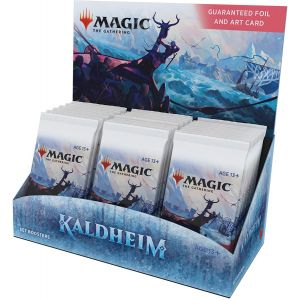 MTG - Kaldheim Set Booster box