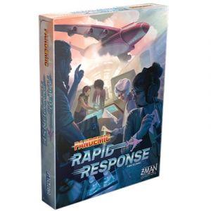 Pandemic Rapid Response (Engelstalig)