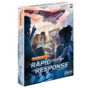 Pandemic: Rapid Response (Nederlandstalig)