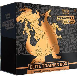 Pokemon Champion's Path Elite Trainer Box