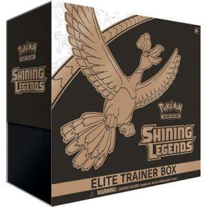 Pokemon Shining Legends Elite Trainer Box