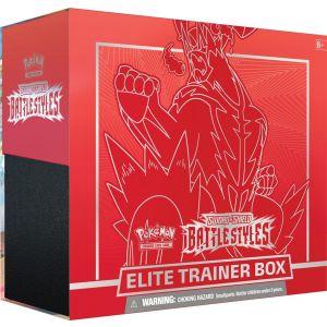 Pokemon Sword & Shield Battle Styles Elite Trainer Box Single Strike Urshifu