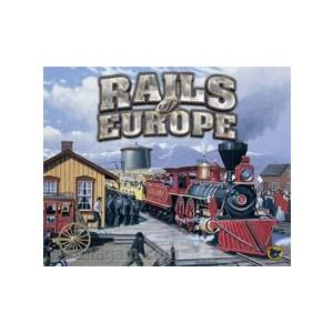 Railroad Tycoon - Rails of Europe