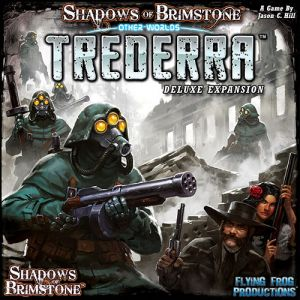 Shadows of Brimstone Trederra OtherWorld Deluxe Expansion