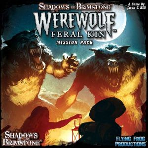 Shadows of Brimstone Werewolves - Mission Pack