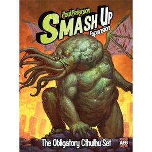 Smash Up Obligatory Cthulhu Set Expansion